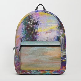 When Things Unravel the Truth of Them Backpack