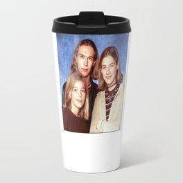 Nirvana Hanson Shirt Travel Mug