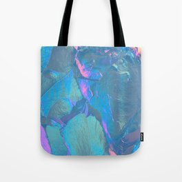 Holographic Artwork No 4 (Crystal) Tote Bag