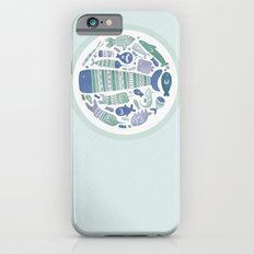 Little Fishes Slim Case iPhone 6s