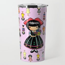 Girly Travel Mug