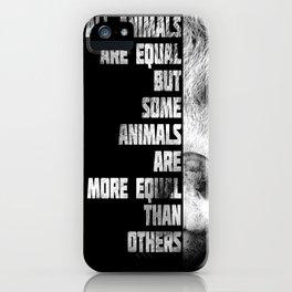 Animal Farm iPhone Case