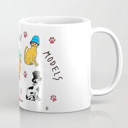 Fashion cats Coffee Mug