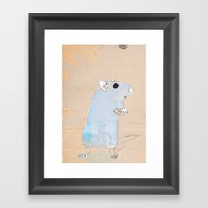 gerb Framed Art Print