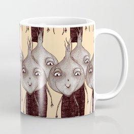 Onions pattern Coffee Mug