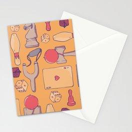 Retro games Stationery Cards