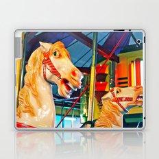 Carousal racers Laptop & iPad Skin