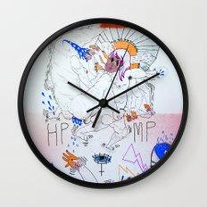 bossfight Wall Clock