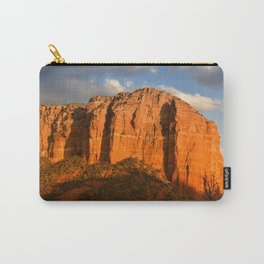 COURTHOUSE ROCK - SEDONA ARIZONA - 3 Carry-All Pouch