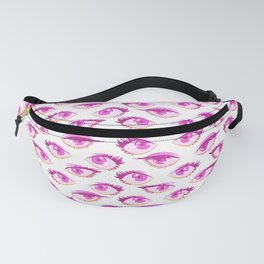 Pinky eyes Fanny Pack