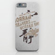 Firefly and Serenity: Gorram It! iPhone 6s Slim Case