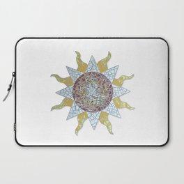 Mosaic Sun Laptop Sleeve