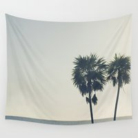 mexico Wall Tapestries featuring Mexico 1 by Kimberly Blok