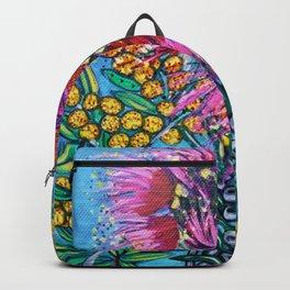 Australian Flora Backpack
