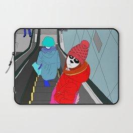Escape From Below Laptop Sleeve