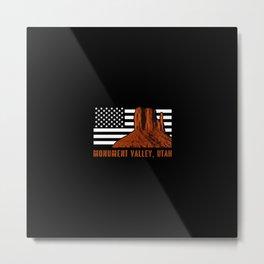 Monument Valley, Utah Metal Print