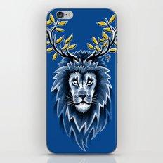 Deer Lion iPhone Skin