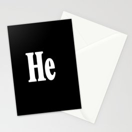 He Stationery Cards