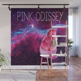 PINK ODISSEY Wall Mural