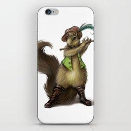 """Chewey Nougat"" The Squirrel iPhone Skin"