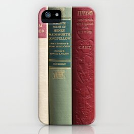 Old Books - Square iPhone Case