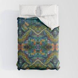 Green Sea Turtle Comforters