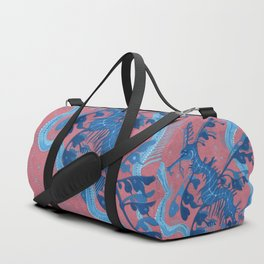 Leafy Sea Dragon Seahorse Duffle Bag