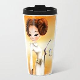 Leia in the Desert Travel Mug