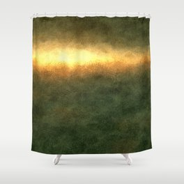 The Earthy Trend Shower Curtain