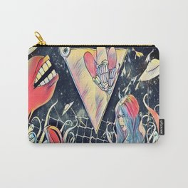 self portrait 2017 Carry-All Pouch