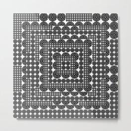 Simple Rachna Zen Metal Print