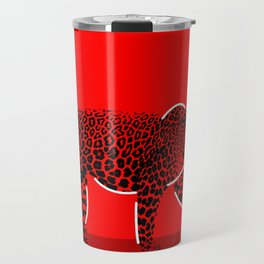 Big Cat Power Travel Mug