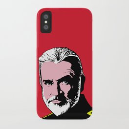 Sean Connery The hunt for red october iPhone Case