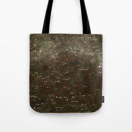Northern Sky Tote Bag