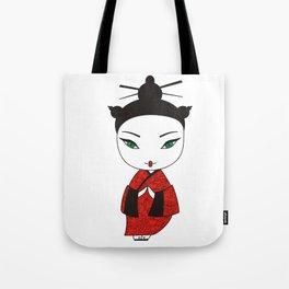 Geisha. Tote Bag