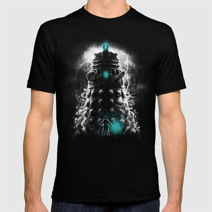 Shadow Of The Dalek T-shirt