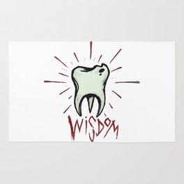 Wisdom Tooth Rug