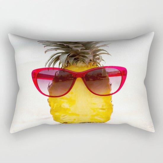 cool pineapple Rectangular Pillow