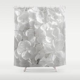 Holy Hydrangea V Shower Curtain