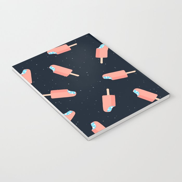 Creamsicles in Space Notebook