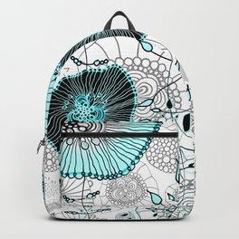 MYSTIC GARDEN MINT Backpack
