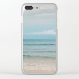 Be Here Now II Clear iPhone Case