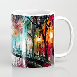 Tardis With Beautiful Starry Night Coffee Mug