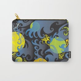 *  Underwater Living *  By: Matthew Crispell Carry-All Pouch