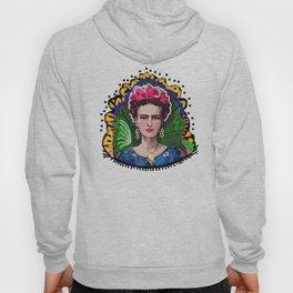 Graphic Frida Hoody