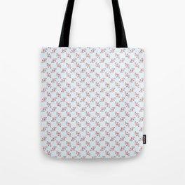 Like Bike Pattern Tote Bag
