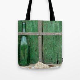 Empty Bottle Tote Bag
