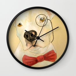 You are a gentleman and a scholar. Wall Clock