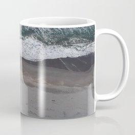 Pacific Beach Waves Coffee Mug