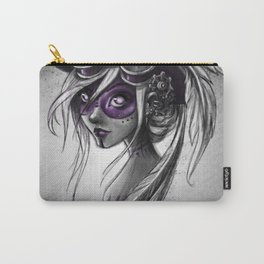 Violet ! Carry-All Pouch
